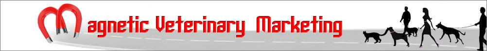 magnetic veterinary marketing